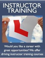 Instructor training with job opportunities